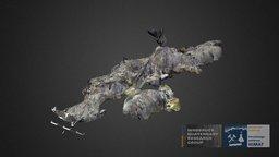Copper Mine - Kropfsberg (Tyrol/AUT) 3D Model