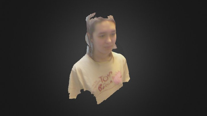 Liz 3D Model