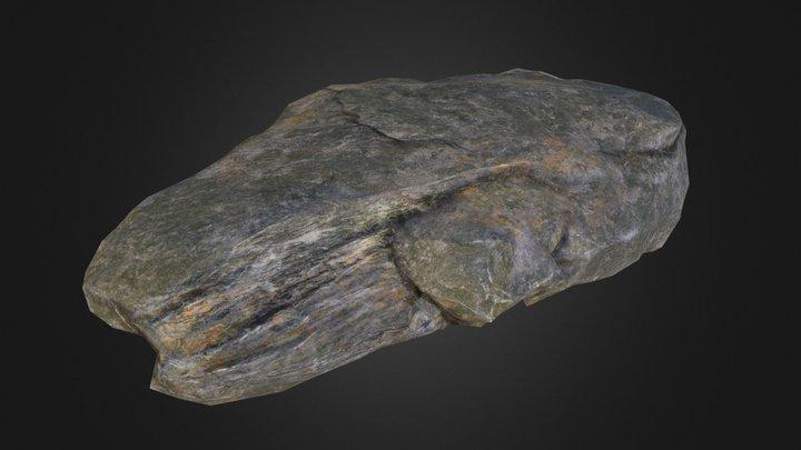 Obj_Nat_Rock_01 3D Model