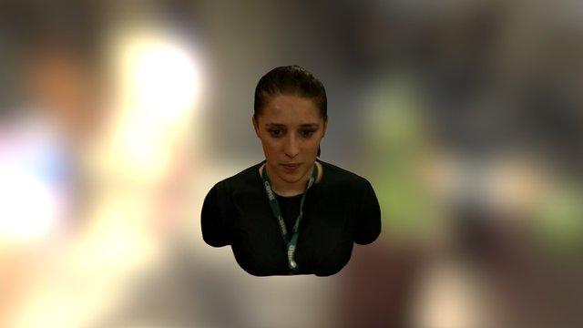 Andrea 3D Model