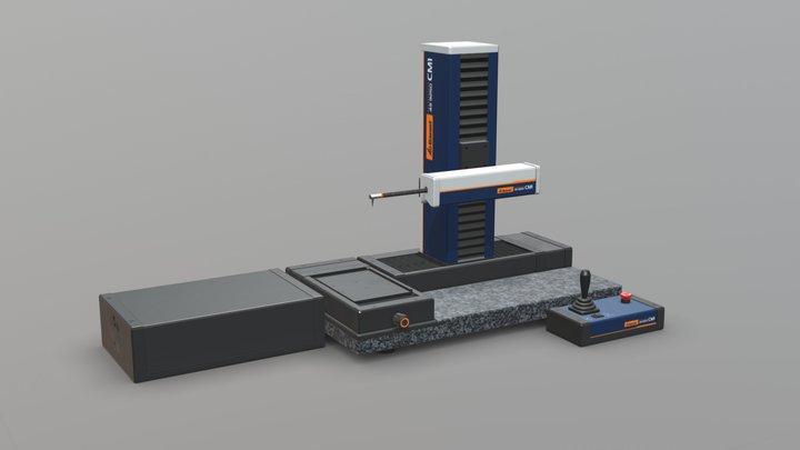 GARANT CM1 3D Model