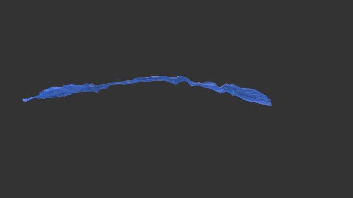 Centrioles 3D Model