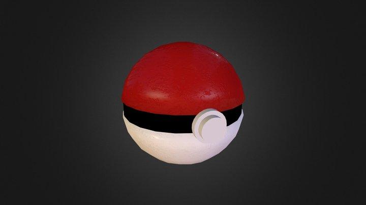 Pokeballv3 3D Model