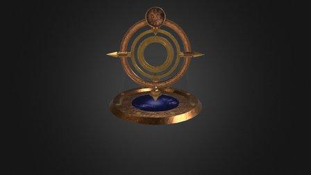 [The World] R:2 Chaos Gate 3D Model