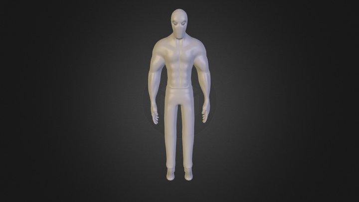 Krieg WIP 3D Model