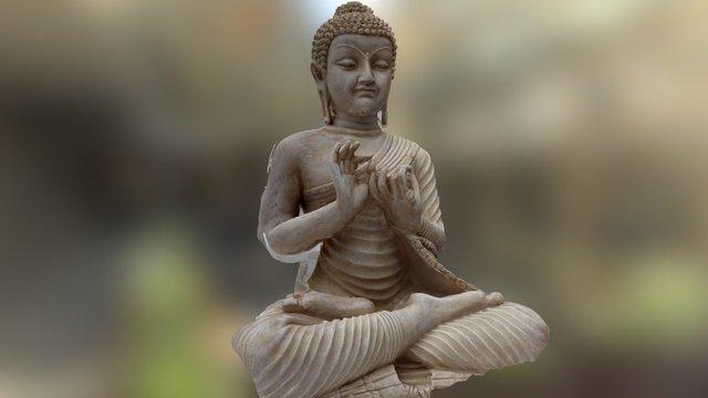 Buddha - Test #2 3D Model