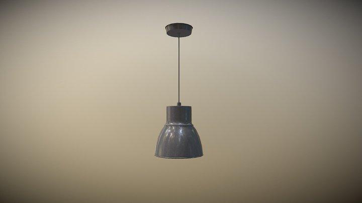 Lamp_01 lowpoly 3D Model