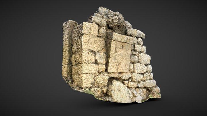 broken_wall 3D Model