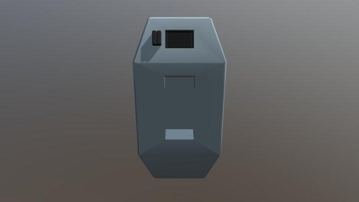 Dispenser 3D Model