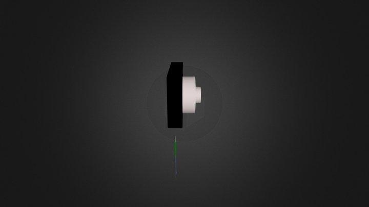 camara 3D Model