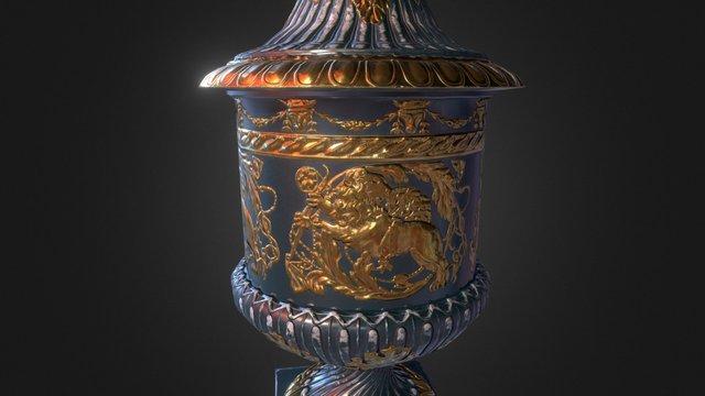 Vase_01 3D Model