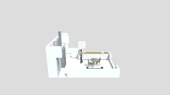 Мартнаволок 3D Model