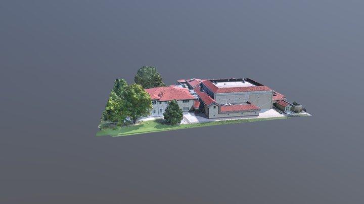 St. Anne's Episcopal School 3D Model
