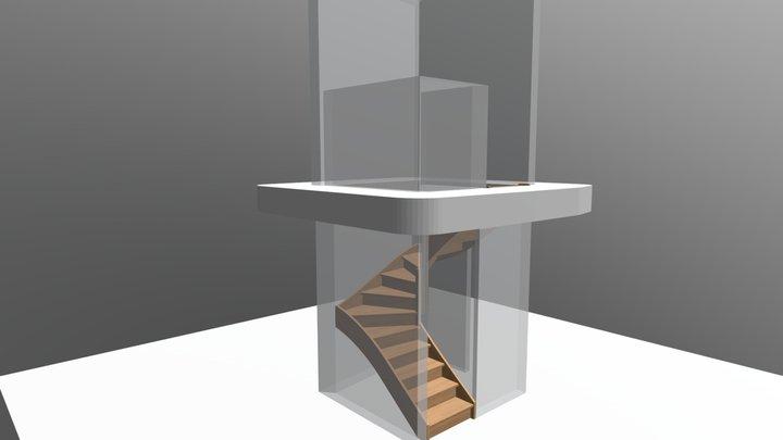 LRNTKN 3D Model