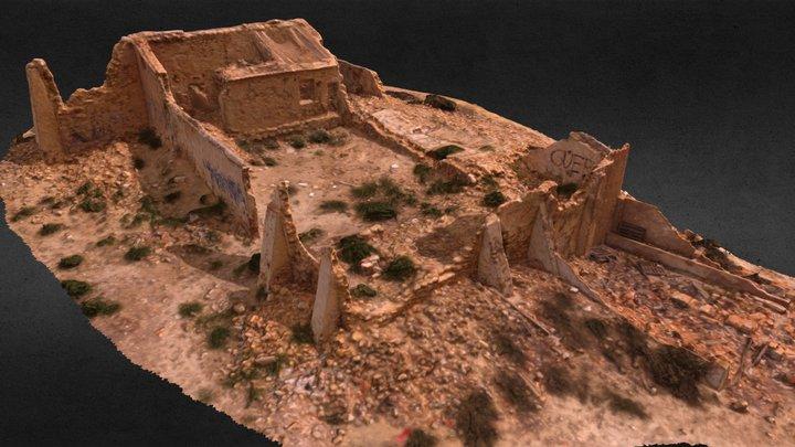 RUINAS 0.0 3D Model