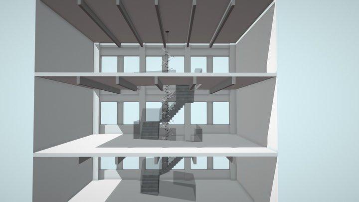 Tik Tak Tiers 3D Model