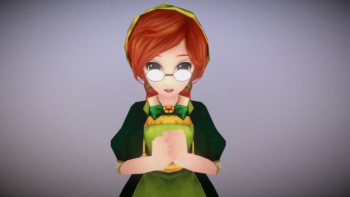 Jennifer [Enmorph] 3D Model