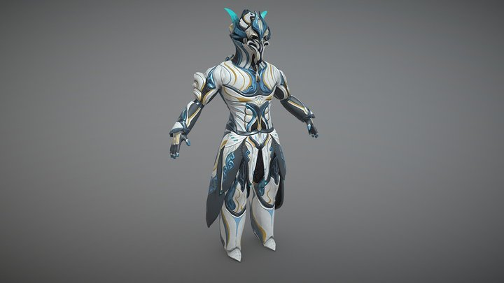 Frost Kaldian 3D Model