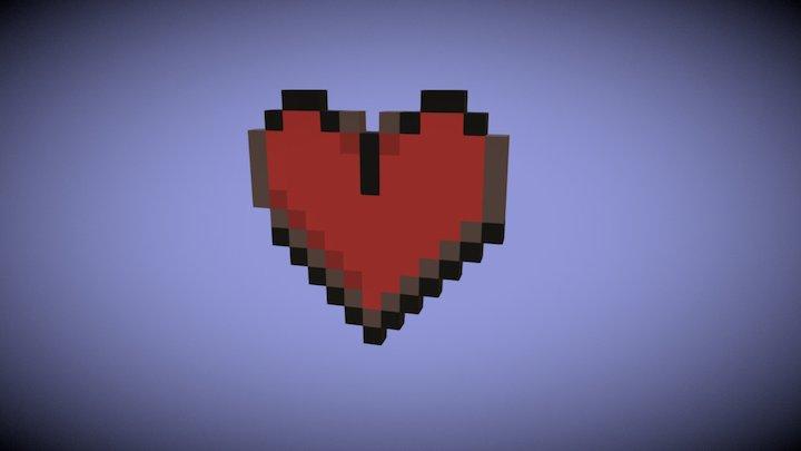 Heart (VoxVR) 3D Model