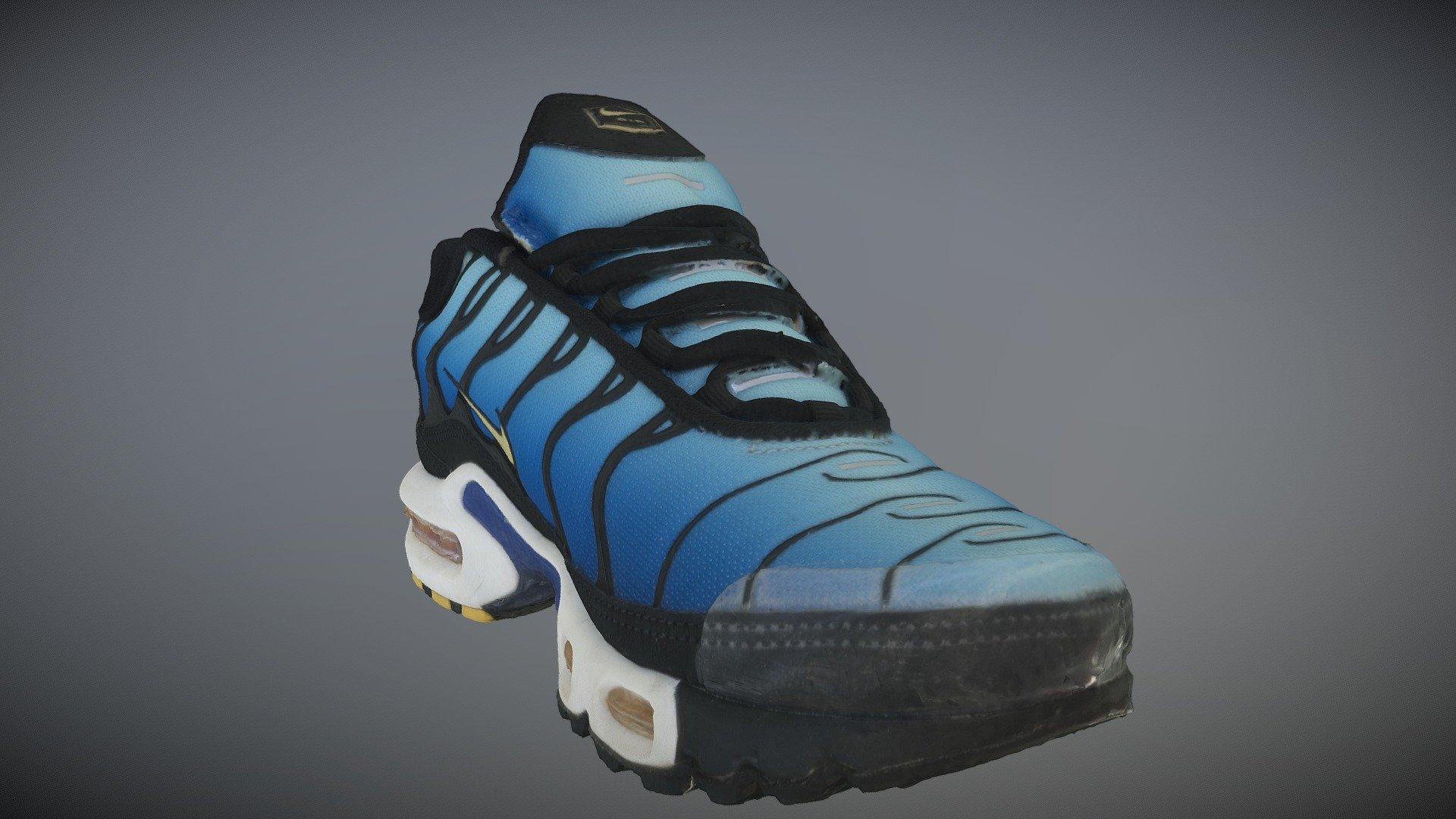 Nike Air TN - Buy Royalty Free 3D model