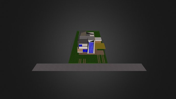 c1n 3D Model