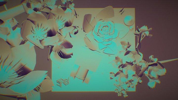 Le voleur du coeur de la fôret 3D Model