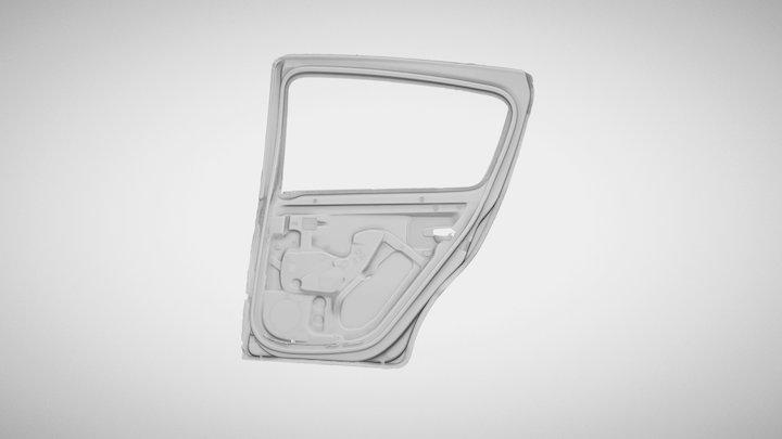 Car door 3D Model