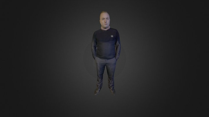 Adrian 3D Model