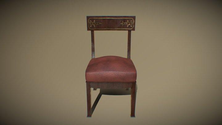 Chair010 3D Model