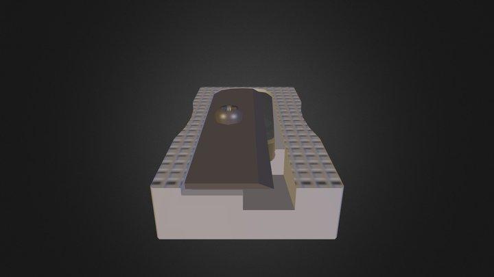 Prism Sharpener 3D Model