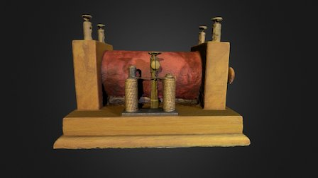 Medical Coil 3D Model
