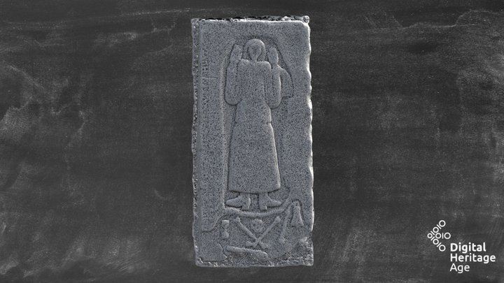 Nobber - ME005-071019 Tomb effigail 3D Model