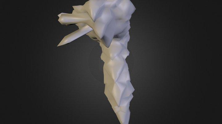 up 3D Model