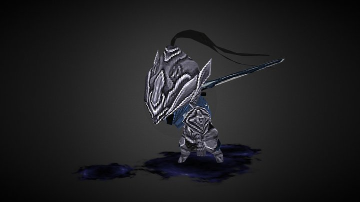 Artorias The AbyssWalker 3D Model