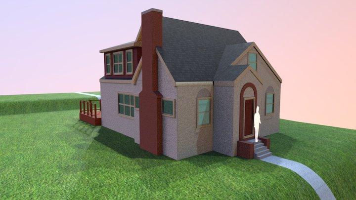 Craig and Lisa Option1 3D Model