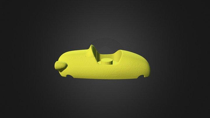 DF Buddyracer Hot Rod 3D Model