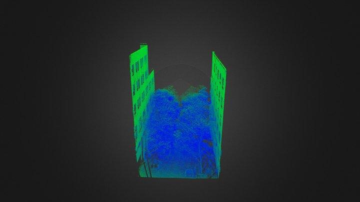 qg412_lidar 3D Model