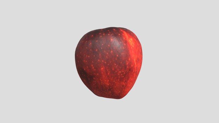 Apple Scan 3D Model