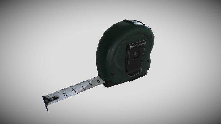 Tape-line 3D Model