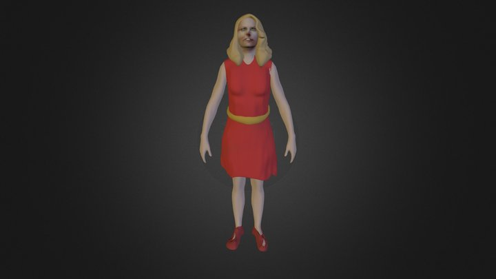 Trabalho microcamp 3D Model