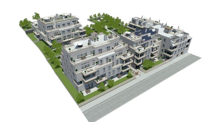 RWB - Paradisgasse 2 3D Model