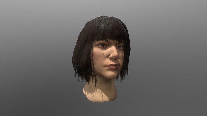 Tokio Head [WIP] 3D Model