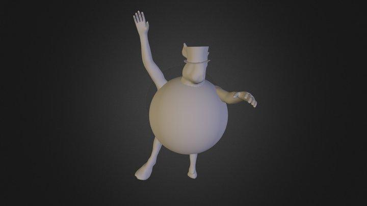 Lapin 3D Model