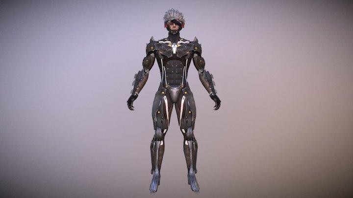 Metal Gear:thunder 3D Model