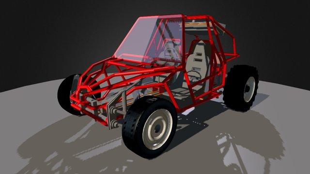 Oval57 3D Model