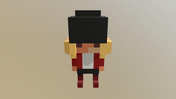 Emma Swan 3D Model
