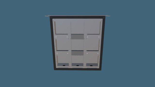 04mm, Test Unit 3D Model