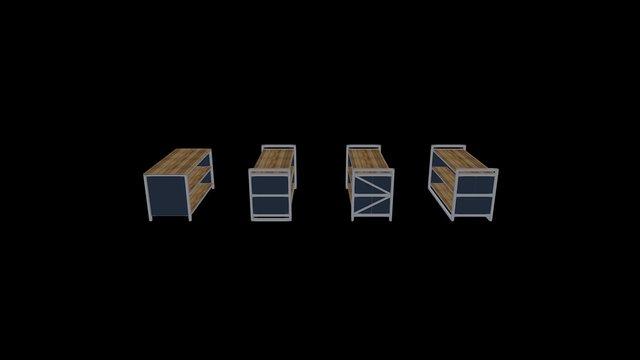 Loft.storage 3D Model