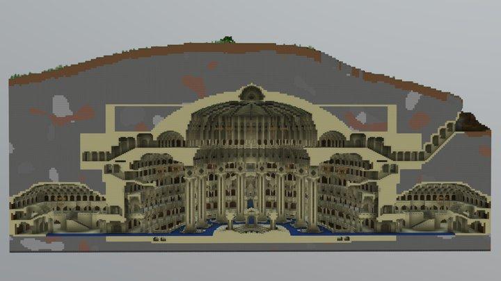 Ancient Spawn/Hub 3D Model