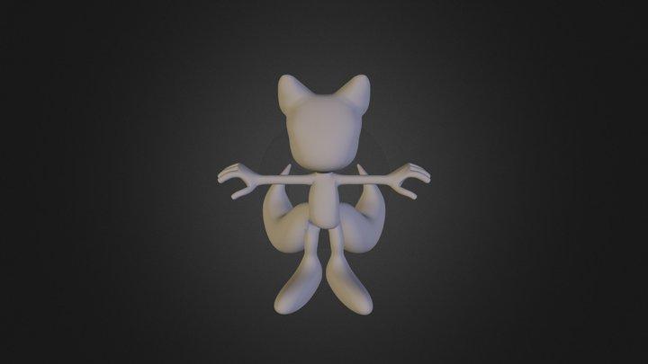 Tails [In Progress] (Blender) 3D Model